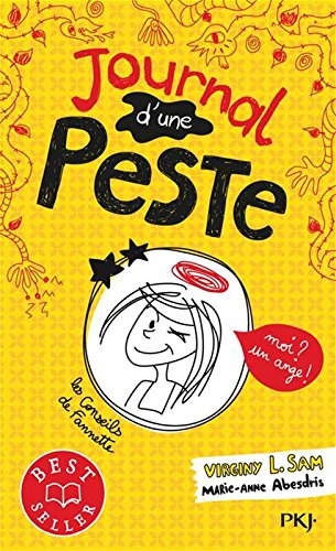 Journal d'une peste -Format de poche, tome 01 (1) par Virginy L. SAM