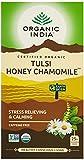 Organic India Tulsi, Honey Chamomile, 25 Tea Bags