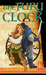 The Fury Clock (The Infinite Wheel of Endless Chronicles Book 1) (English Edition)