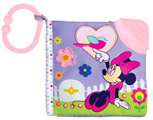 Preisvergleich Produktbild Kids Preferred Soft Book, Minnie Mouse (Discontinued by Manufacturer)