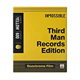 Impossible Sofortbildfilm f�r Polaroid 600 Kamera 8 Aufnahmen Third Man Records Edition schwarz/gelb medium image