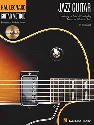 Hal Leonard Guitar Method - Jazz Guitar: Lehrmaterial, CD für Gitarre