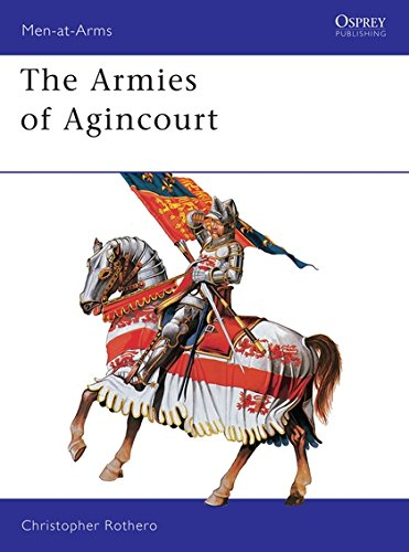 The Armies of Agincourt (Men-at-Arms) por Christopher Rothero