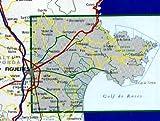Parc Natural del Cap de Creus, Alt Emporda, Mapa Comarcal de Catalunya / Katalonien topographische Karte, Spanien Top Karten 1:25.000, ICC - Landkartenhaus