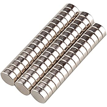 tinxi 50 st cke neodym mini magnete magnet minimagnet supermagnete haushaltsmagnete. Black Bedroom Furniture Sets. Home Design Ideas