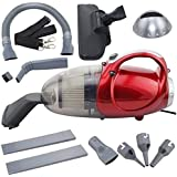 Easymart Blowing And Sucking Dual Purpose (JK-8) Hand-held Vacuum Cleaner (Red) Hand-held Vacuum Cleaner (Red) - B07FSYBM5R