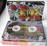 Maxell Cassette Audio UR 90 minutes - lot de 60 pieces