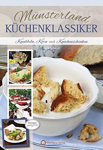 Münsterland-Küchenklassiker: Knabbeln, Korn und Knochenschinken