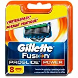 Gillette Fusion de 8lames Fusion ProGlide Power Produit neuf, emballage d'origine, original, 2x 4ou 1x Lot de 8