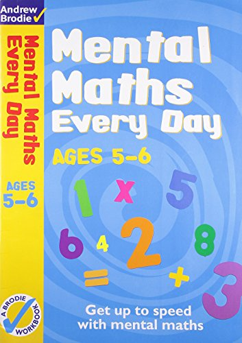Mental Maths Every Day. Ages 5-6