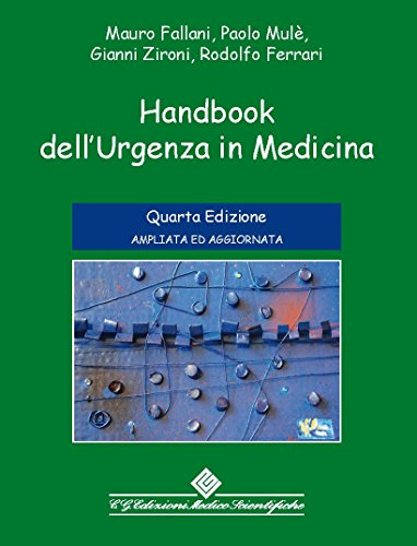 Handbook dell'Urgenza in Medicina
