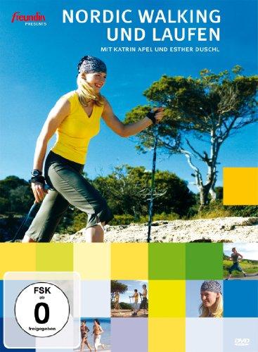 Nordic Walking und Laufen