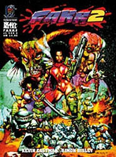 Heavy Metal F.A.K.K. 2, Bd.1
