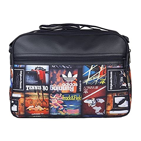 adidas Uni Back-To-School Airliner Tasche, Multicolor, 38 x 28 x