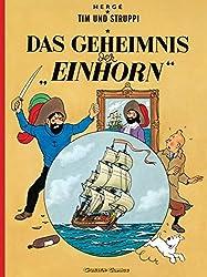 Tim und Struppi, Carlsen Comics, Neuausgabe, Bd.10, Das Geheimnis der