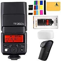 Godox TT350O 2.4G HSS 1/8000s TTL GN36 Flash Speedlite per Fotocamere Mirrorless Olympus/Panasonic