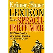 Lexikon der populären Sprachirrtümer