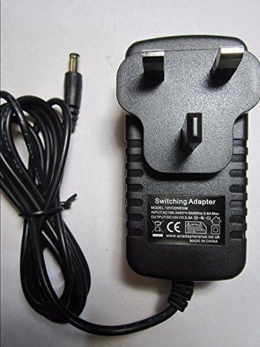 TC ELECTRONIC Nova 12V-Modulator Effekt Pedal Netzteil Ladegerät A/v-modulator