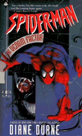 Spider Man The Venom Factor by Diane Duane (November 01,1995)