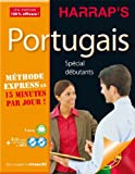 Harrap's Portuguais : Méthode express Spécial débutants (2CD audio MP3)
