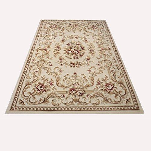 Gxf1222 US-Thicken Teppich, mit chinesischer Teppich Thicken Verschlüsselung Parlor Teppich Stereo mit Blume mit Couchtisch mit Exquisite mit Matte, Luxus-Teppich (Größe: XL)