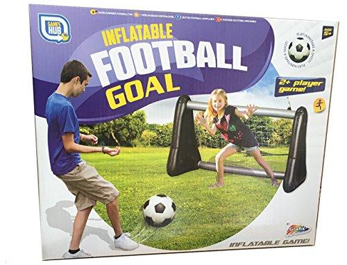 s Tor für Fußball Wasserball inklusiv Netz, 107x75x50 cm ()
