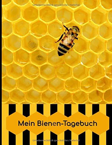 Mein Bienentagebuch: Notizen für Imker