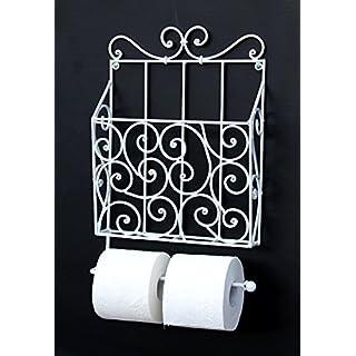 Ambiente Haus 92124Newspaper/Toilet Roll Holder (43cm)