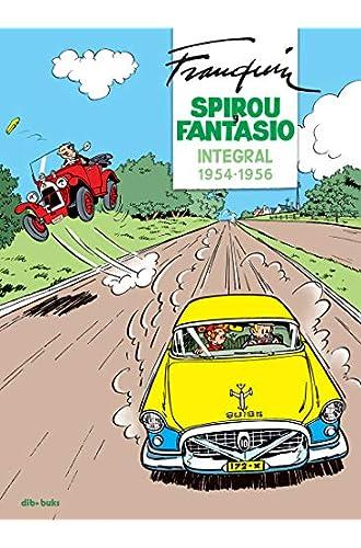 Spirou y Fantasio Integral 4: Franquin