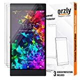 ORZLY® Razer Phone 2 Screen Protector, Triple Pack of