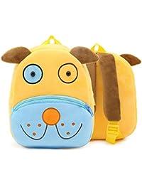 GXY - Sac à dos Enfant Anti-perte Forme animale mignonne en Peluche Mini - sacs d'école maternelle pour garçons filles de 2-4 ans