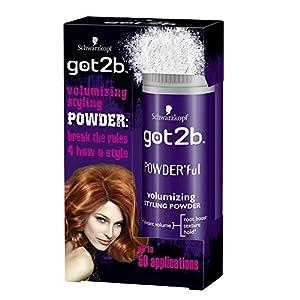 GOT2B polvo texturizante y volumen caja 10 gr