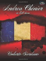 Andrea Chenier in Full Score (Dover Opera and Choral Scores)