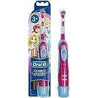 Oral-B Stages Power - Cepillo de dientes electrico (diseño puede variar, Princesas