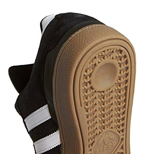 adidas Busenitz, Chaussures de Skateboard Homme Noir (Noir1 / Runbla / Oromet)