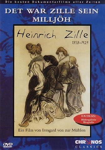 Heinrich Zille 1858-1929 - Det war Zille sein Milljöh