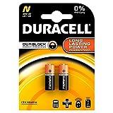 10x Duracell Basic Alkaline Batterie N / LR1 / Lady
