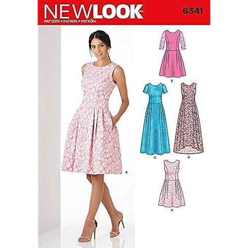 New Look Dress Patterns: Amazon.co.uk