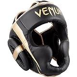 Venum Elite Casque de Boxe Mixte Adulte, Noir/Or