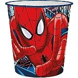 Spiderman Mülleimer - Spider Man Papierkorb Abfallsammler