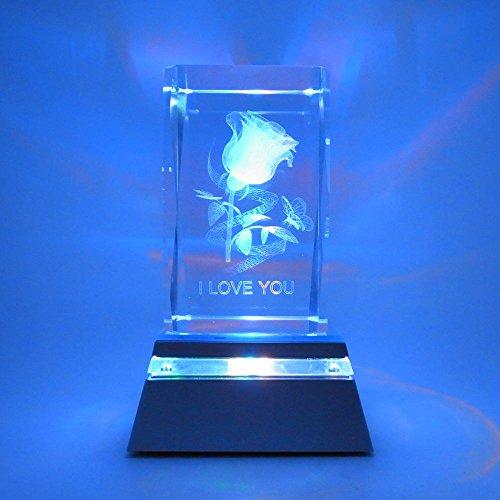 3d-laser-gravur-glasblock-delphin-herz-rose-kristallglas-led-untersetzer-zh-2