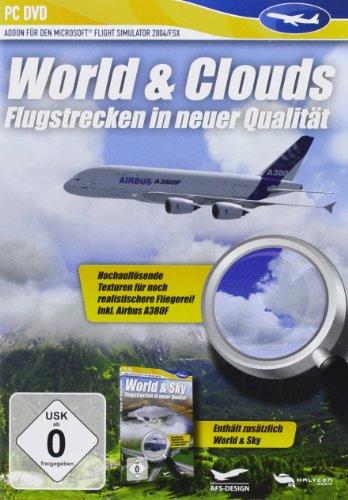 Flight Simulator X - World & Clouds [Edizione: Germania]