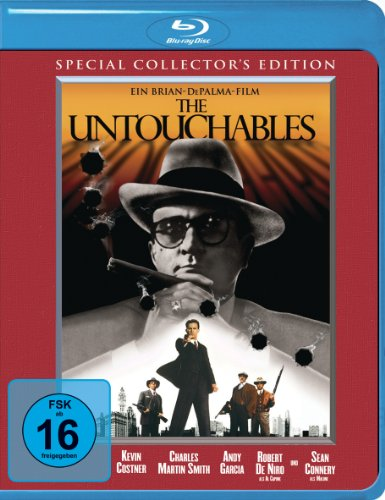 Bild von The Untouchables - Die Unbestechlichen [Blu-ray] [Special Collector's Edition]