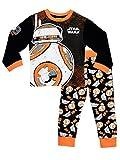 Star Wars Jungen BB8 Schlafanzug, Mehrfarbig, 128 (Herstellergröße: 7-8 Jahre)