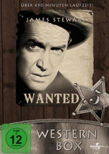 Bild von Western Box James Stewart [2 DVDs]