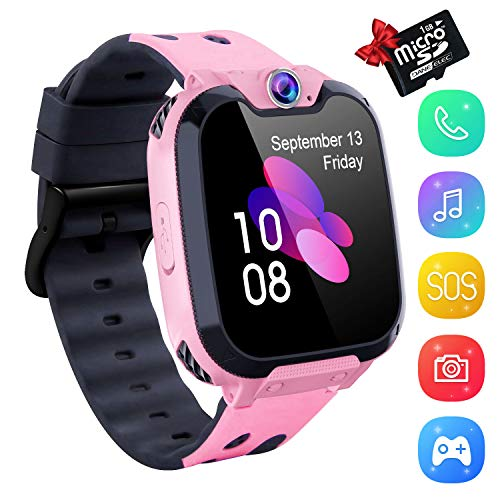 Kinder Smartwatch - Touchscreen Mobile Smartwatches für