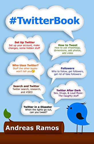 #TwitterBook: How to Really Use Twitter (English Edition)