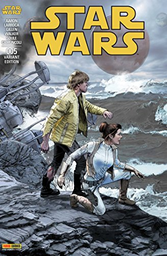 Star Wars n5 (Couverture 2/2)