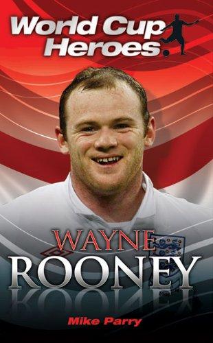 Wayne Rooney (World Cup Heroes) por Sue Evison