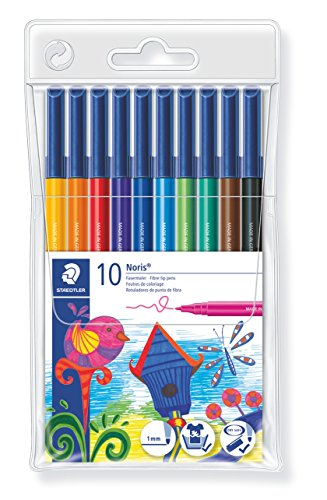 Staedtler Noris Club 326 WP10 - Rotuladores colores
